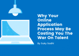 Why Your Online Application Process May Be Costing You The War On Talent